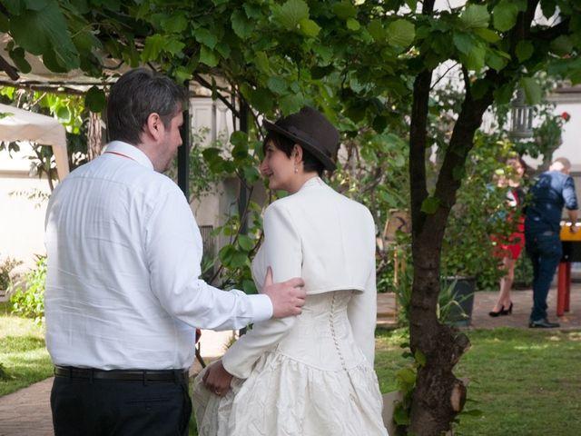 Il matrimonio di Francesco e Elisabetta a Saronno, Varese 12