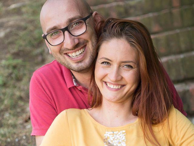 Il matrimonio di Daniele e Mirela a Calvisano, Brescia 10