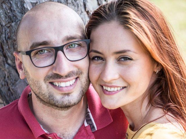 Il matrimonio di Daniele e Mirela a Calvisano, Brescia 13