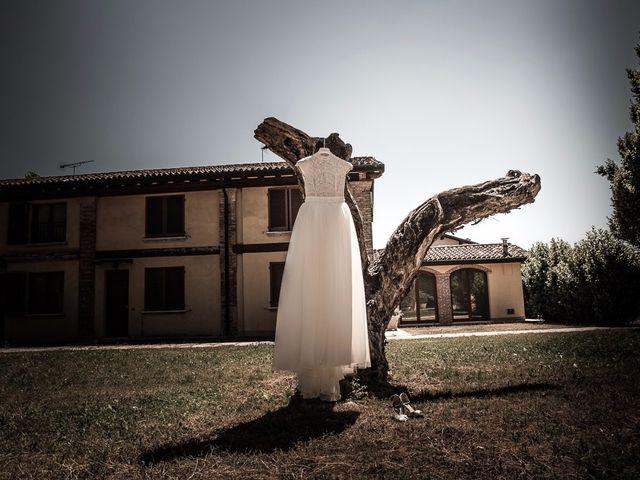 Il matrimonio di Daniele e Mirela a Calvisano, Brescia 35