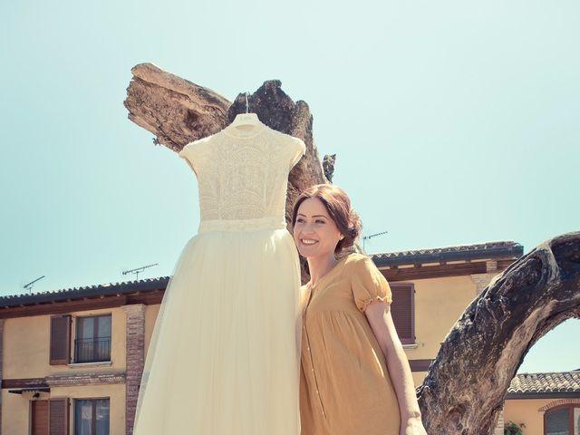 Il matrimonio di Daniele e Mirela a Calvisano, Brescia 38
