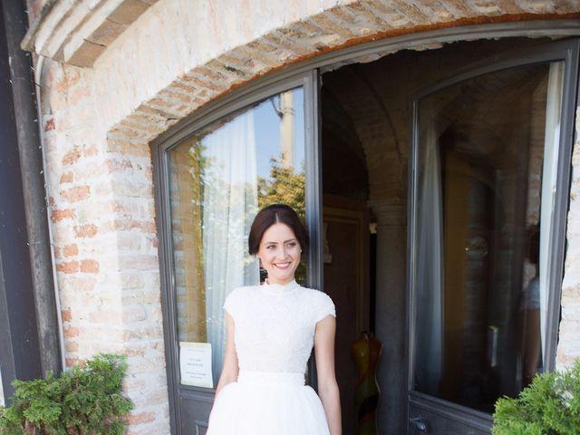Il matrimonio di Daniele e Mirela a Calvisano, Brescia 47