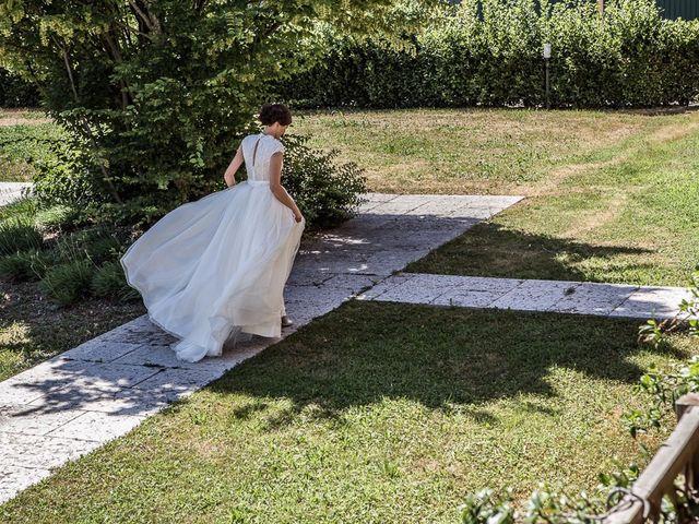 Il matrimonio di Daniele e Mirela a Calvisano, Brescia 52