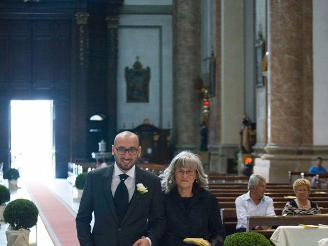 Il matrimonio di Daniele e Mirela a Calvisano, Brescia 56