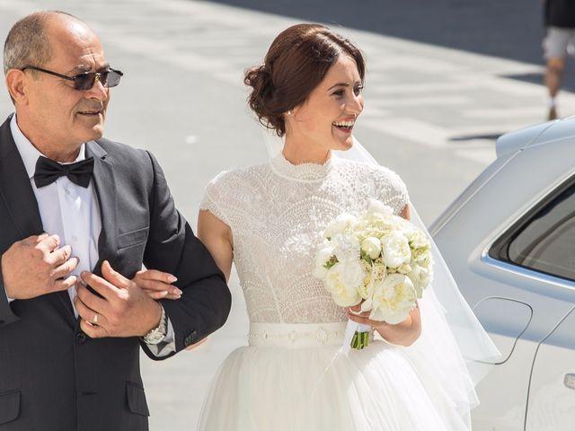 Il matrimonio di Daniele e Mirela a Calvisano, Brescia 57