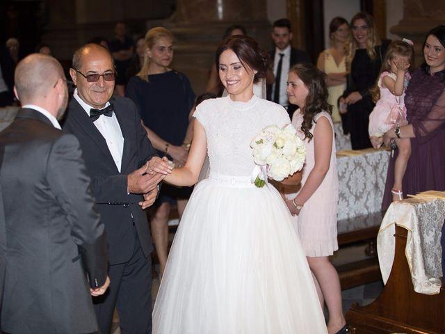 Il matrimonio di Daniele e Mirela a Calvisano, Brescia 61
