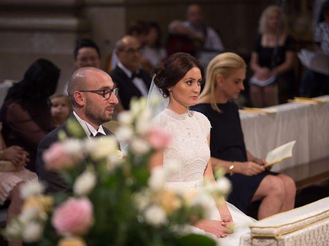 Il matrimonio di Daniele e Mirela a Calvisano, Brescia 64