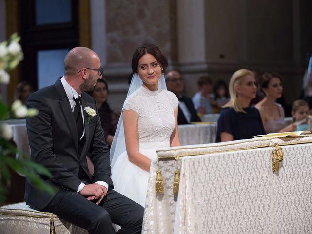 Il matrimonio di Daniele e Mirela a Calvisano, Brescia 66