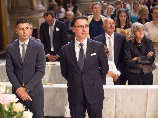 Il matrimonio di Daniele e Mirela a Calvisano, Brescia 67