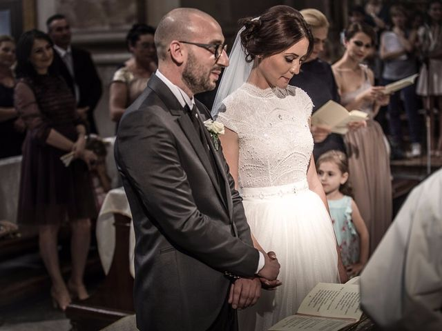 Il matrimonio di Daniele e Mirela a Calvisano, Brescia 69