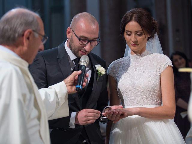 Il matrimonio di Daniele e Mirela a Calvisano, Brescia 71