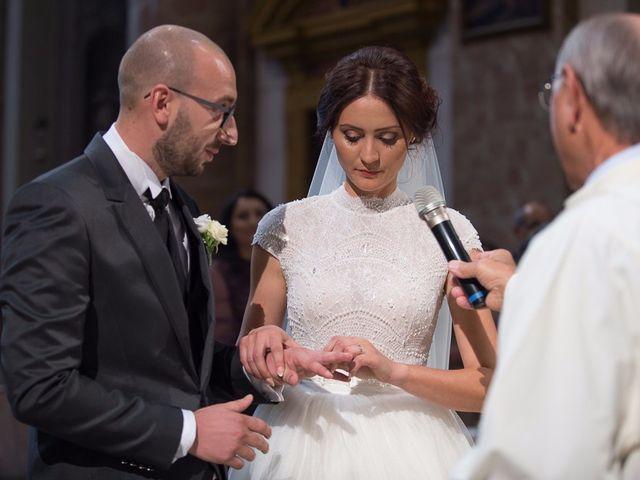 Il matrimonio di Daniele e Mirela a Calvisano, Brescia 73