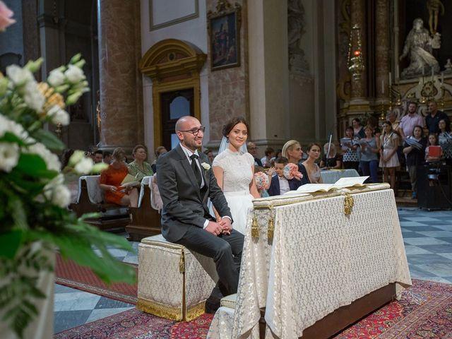 Il matrimonio di Daniele e Mirela a Calvisano, Brescia 74
