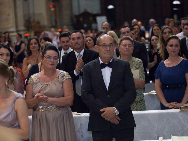Il matrimonio di Daniele e Mirela a Calvisano, Brescia 76