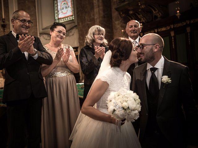 Il matrimonio di Daniele e Mirela a Calvisano, Brescia 84