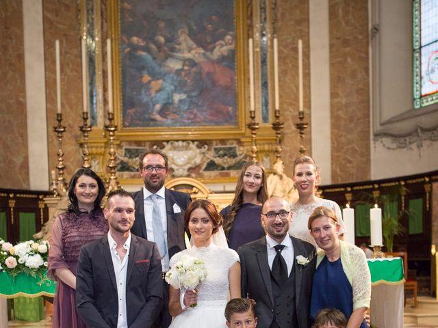 Il matrimonio di Daniele e Mirela a Calvisano, Brescia 85