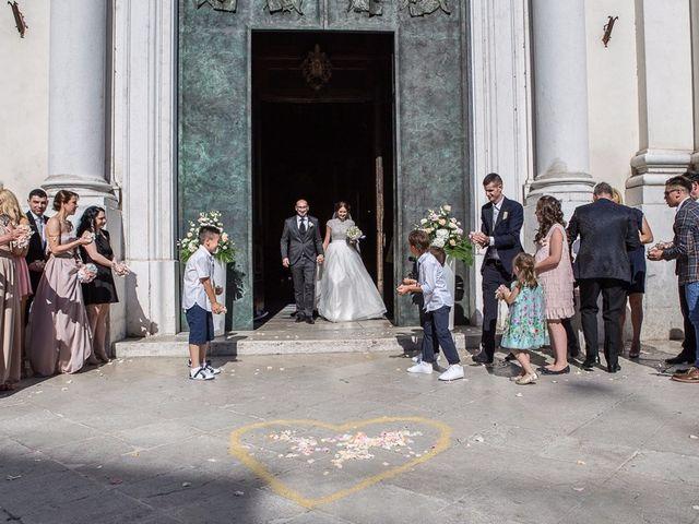 Il matrimonio di Daniele e Mirela a Calvisano, Brescia 87
