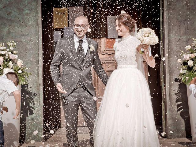 Il matrimonio di Daniele e Mirela a Calvisano, Brescia 88