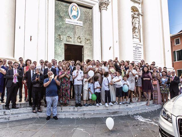 Il matrimonio di Daniele e Mirela a Calvisano, Brescia 90