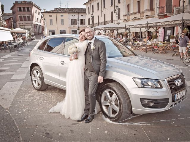 Il matrimonio di Daniele e Mirela a Calvisano, Brescia 91