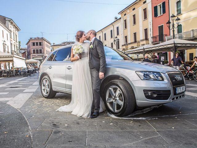 Il matrimonio di Daniele e Mirela a Calvisano, Brescia 92