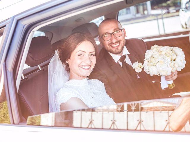 Il matrimonio di Daniele e Mirela a Calvisano, Brescia 93