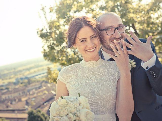 Il matrimonio di Daniele e Mirela a Calvisano, Brescia 94