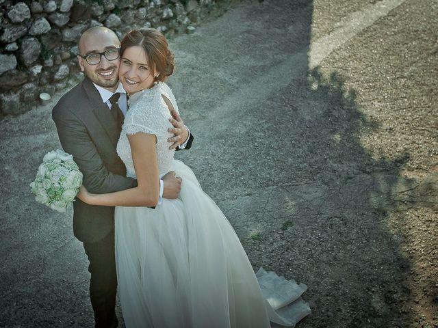 Il matrimonio di Daniele e Mirela a Calvisano, Brescia 95