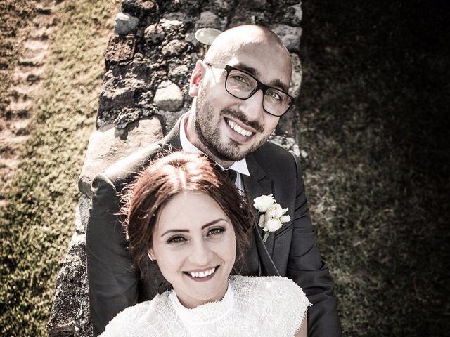 Il matrimonio di Daniele e Mirela a Calvisano, Brescia 105