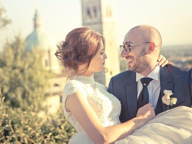 Il matrimonio di Daniele e Mirela a Calvisano, Brescia 109