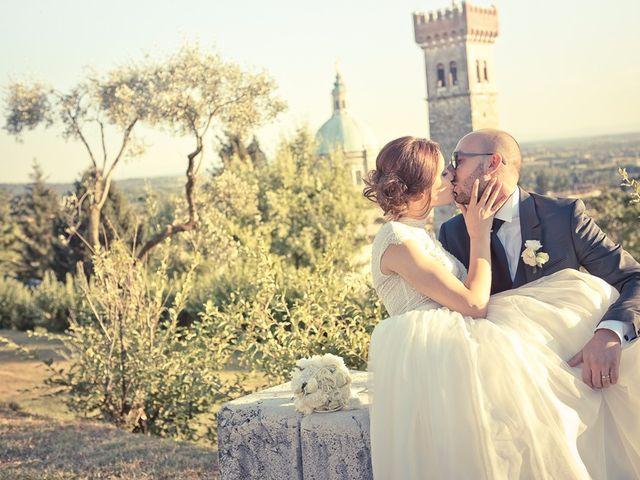 Il matrimonio di Daniele e Mirela a Calvisano, Brescia 2