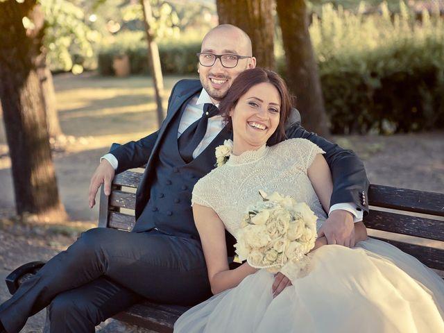 Il matrimonio di Daniele e Mirela a Calvisano, Brescia 110