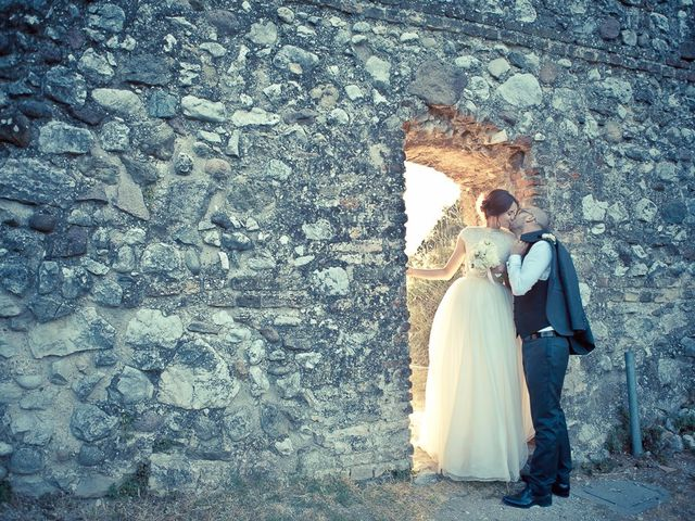 Il matrimonio di Daniele e Mirela a Calvisano, Brescia 113