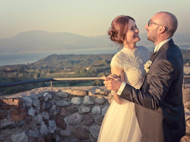 Il matrimonio di Daniele e Mirela a Calvisano, Brescia 115