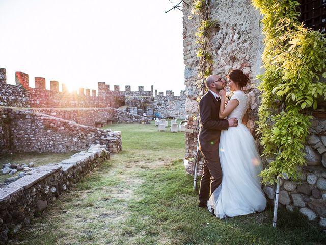 Il matrimonio di Daniele e Mirela a Calvisano, Brescia 117