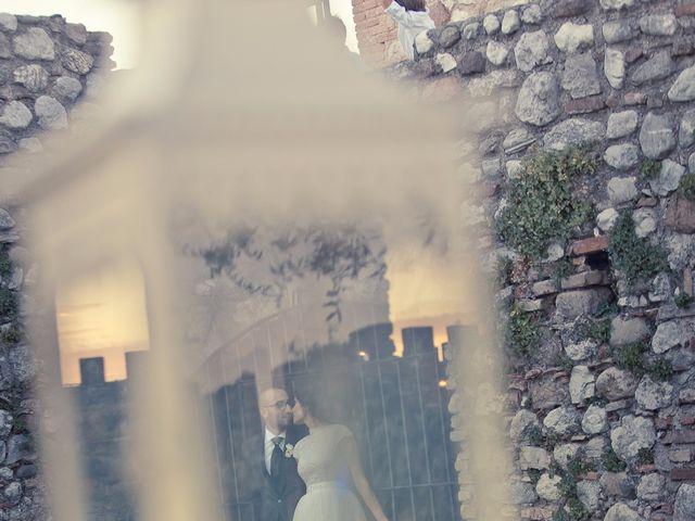 Il matrimonio di Daniele e Mirela a Calvisano, Brescia 120