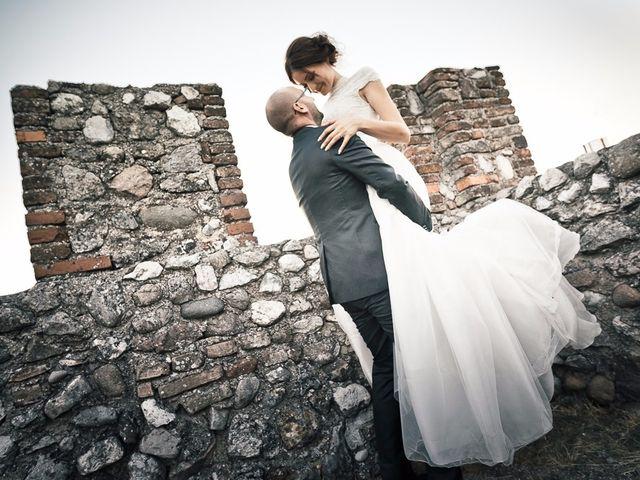 Il matrimonio di Daniele e Mirela a Calvisano, Brescia 121