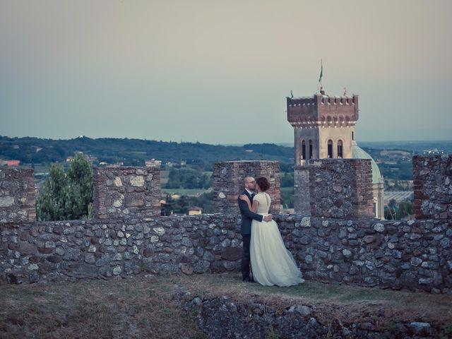Il matrimonio di Daniele e Mirela a Calvisano, Brescia 122
