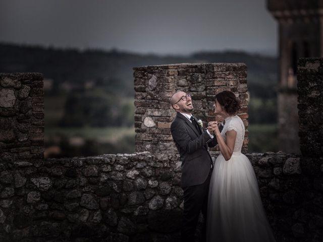 Il matrimonio di Daniele e Mirela a Calvisano, Brescia 123
