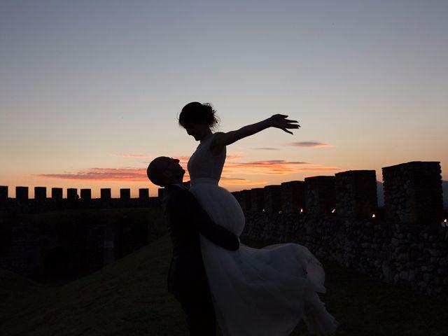 Il matrimonio di Daniele e Mirela a Calvisano, Brescia 125