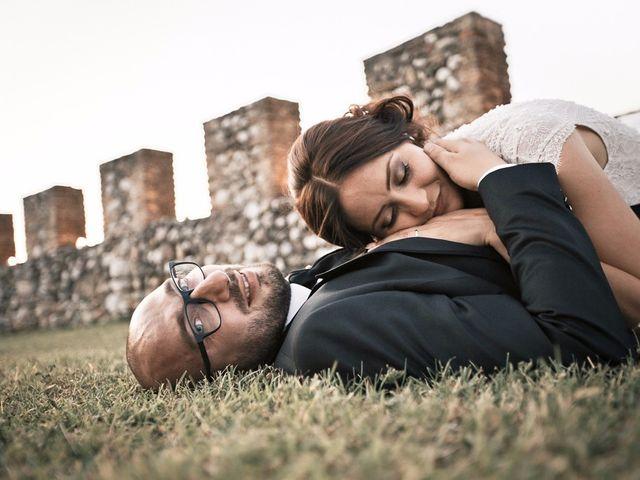 Il matrimonio di Daniele e Mirela a Calvisano, Brescia 128