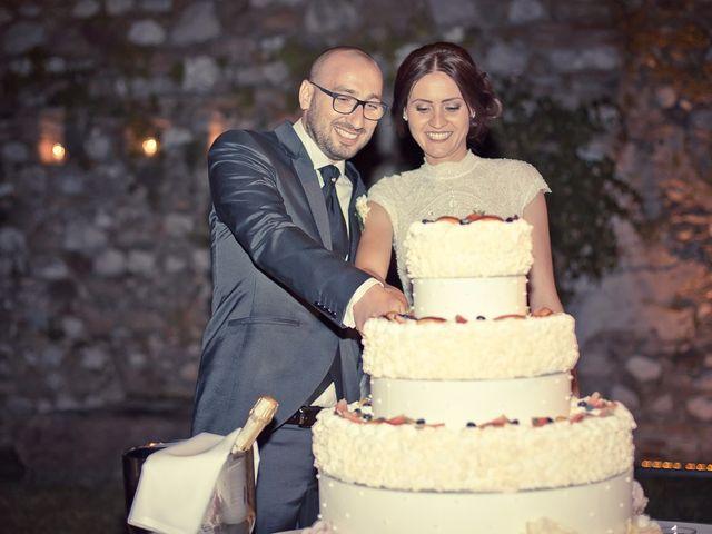 Il matrimonio di Daniele e Mirela a Calvisano, Brescia 130