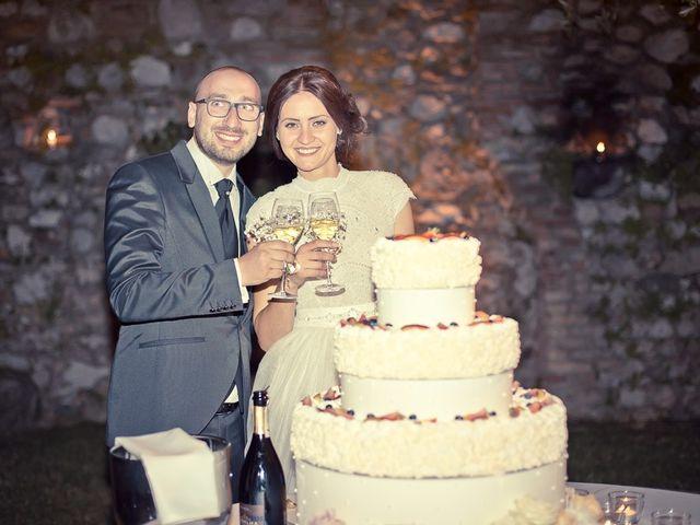 Il matrimonio di Daniele e Mirela a Calvisano, Brescia 131