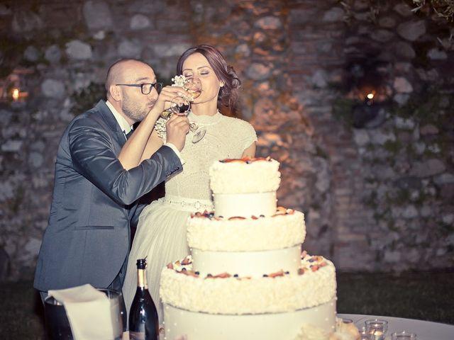 Il matrimonio di Daniele e Mirela a Calvisano, Brescia 132