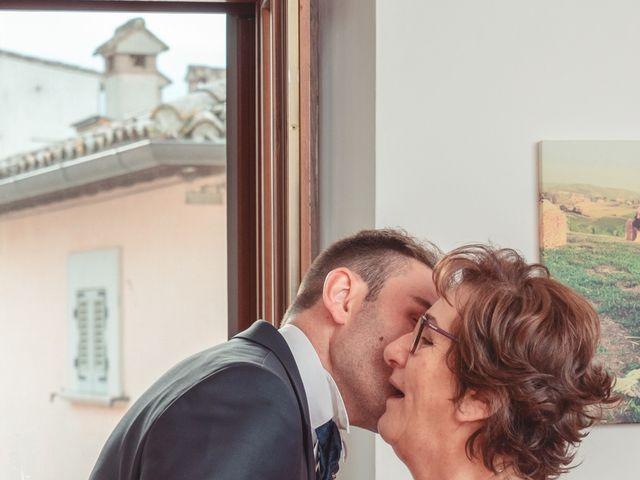 Il matrimonio di Daniele e Federica a Massa Martana, Perugia 8