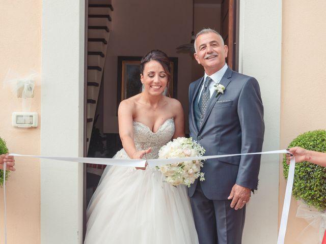 Il matrimonio di Daniele e Federica a Massa Martana, Perugia 22