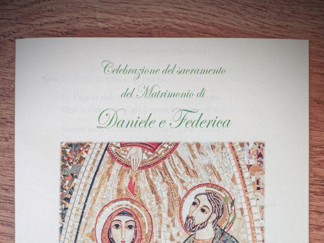 Il matrimonio di Daniele e Federica a Massa Martana, Perugia 27