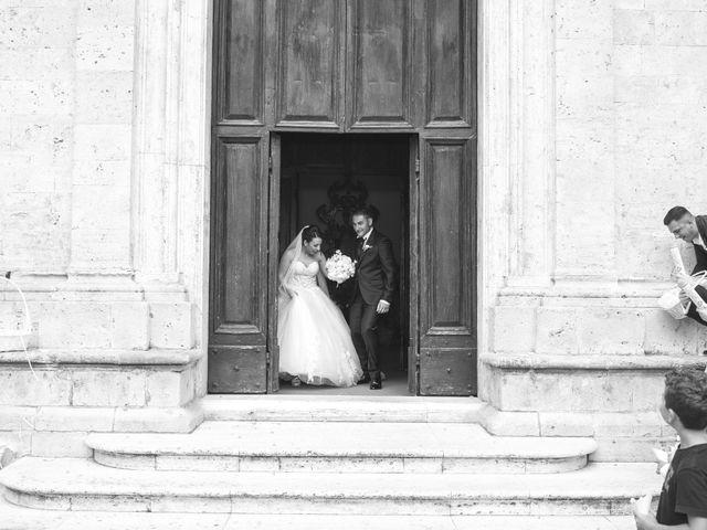 Il matrimonio di Daniele e Federica a Massa Martana, Perugia 28