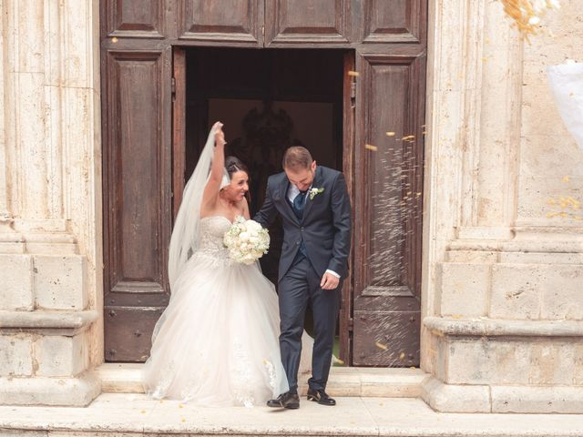 Il matrimonio di Daniele e Federica a Massa Martana, Perugia 29