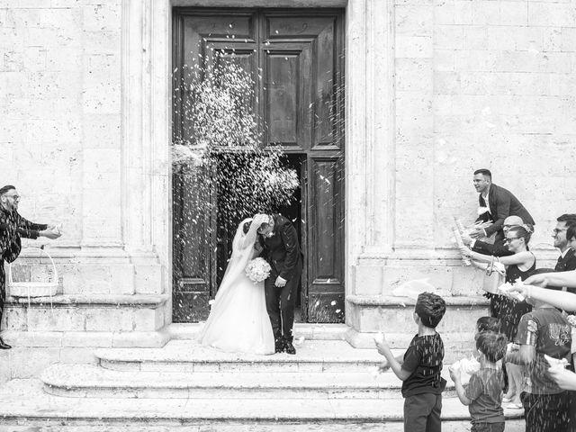 Il matrimonio di Daniele e Federica a Massa Martana, Perugia 30